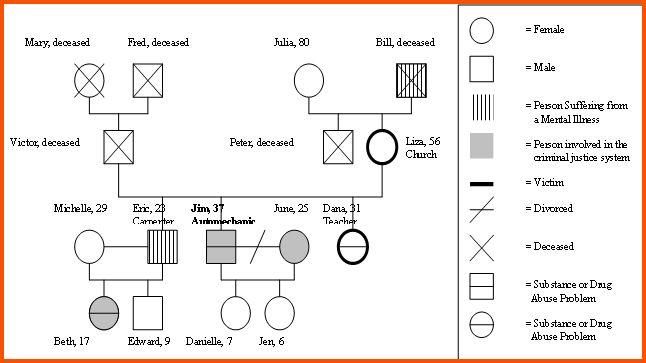 Genogram Example Genogram Examples Genopro Genogram Examples – Genogram Template