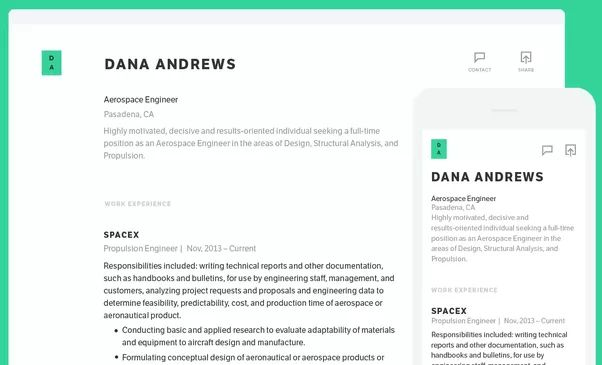 Which is the best professional resume builder...(2017) - Quora
