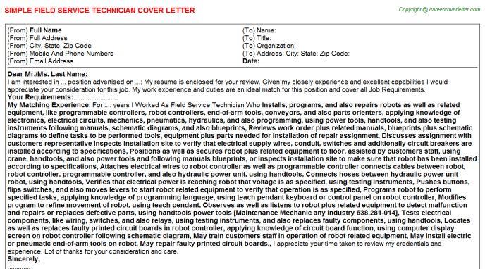 Petroleum Economist Cover Letter