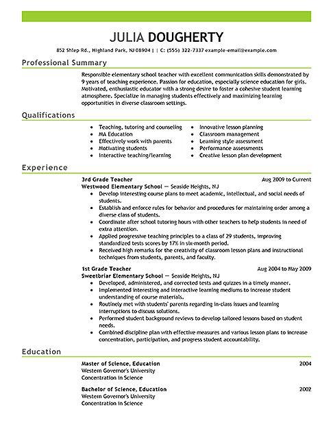Resume Review | mitchellconte