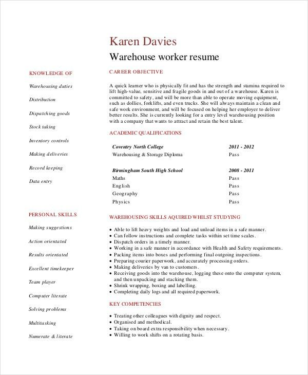 sample of marketing resume marketing skills resume create my ...