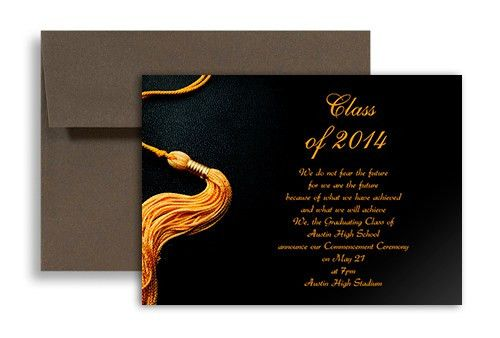 Graduation Invitation Templates Free – gangcraft.net