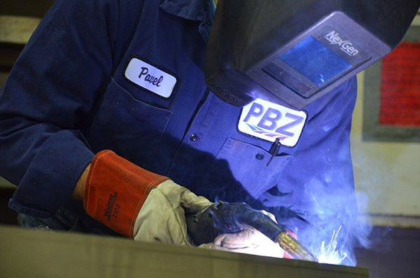 PBZ LLC: Meet some of the metal fabricators at PBZ