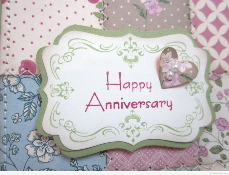 66 best Anniversary Cards images on Pinterest | 1st anniversary ...