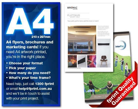 A4 Flyer Printing | A4 Brochure Printing | discount A4