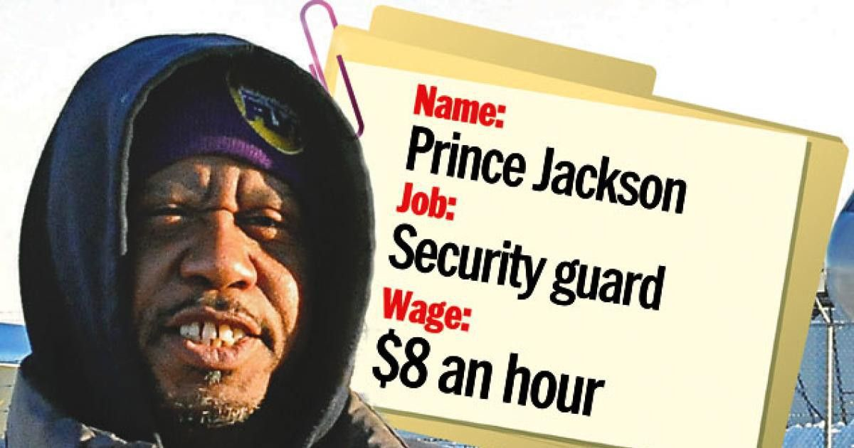Tale of two guards: Airport security show wage divide - NY Daily News