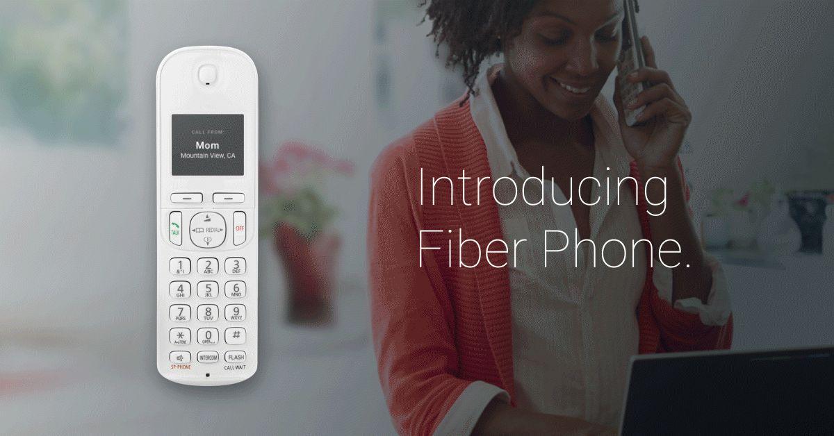 Landline Phone Service | Google Fiber Phone