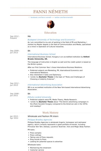 fashion internship resume sample design intern resume samples