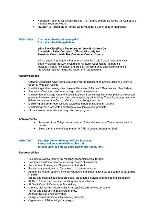 Tamara Carter Resume March 2015