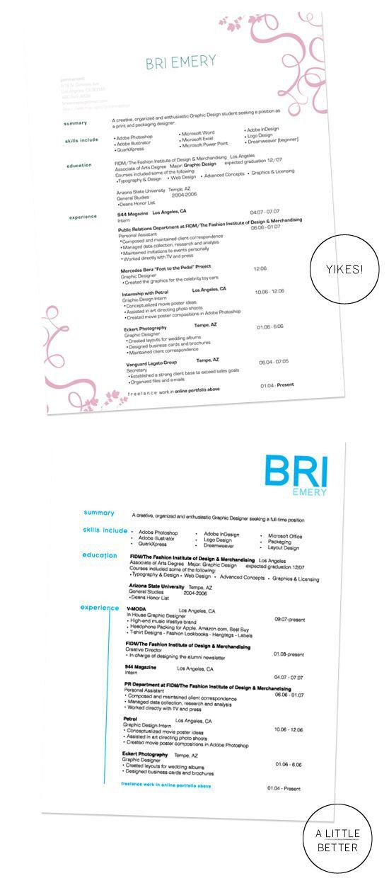 201 best Resumes and Interview Help images on Pinterest | Resume ...