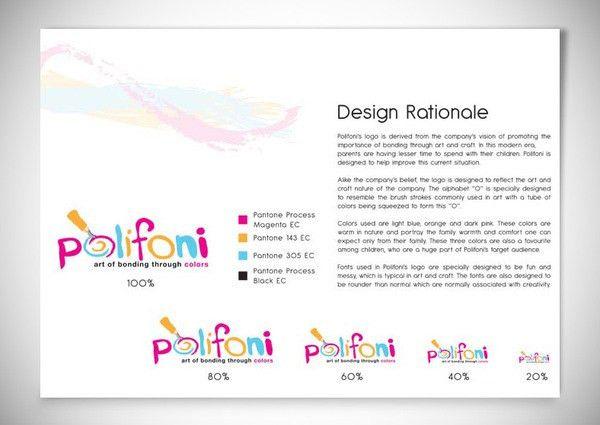 7 best Logo Rationale images on Pinterest | Art designs, Colour ...