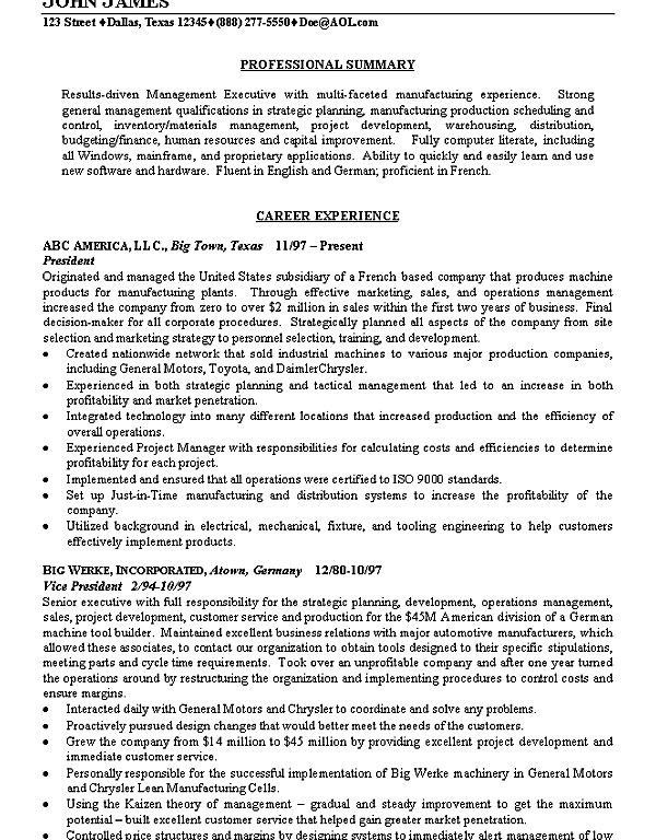 Awesome Idea Objective Summary For Resume 12 Sales Resume Example ...