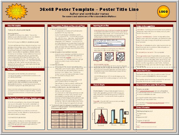 Posters4Research Free PowerPoint Scientific Poster Templates ...