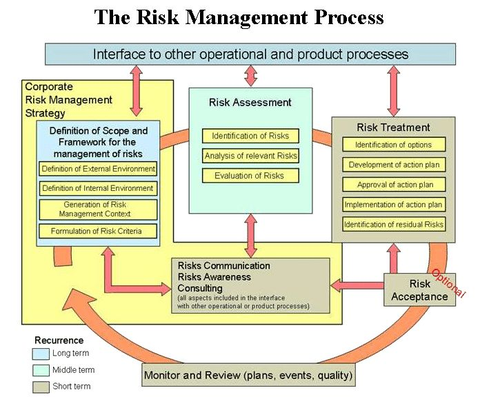 IT risk management - Wikipedia