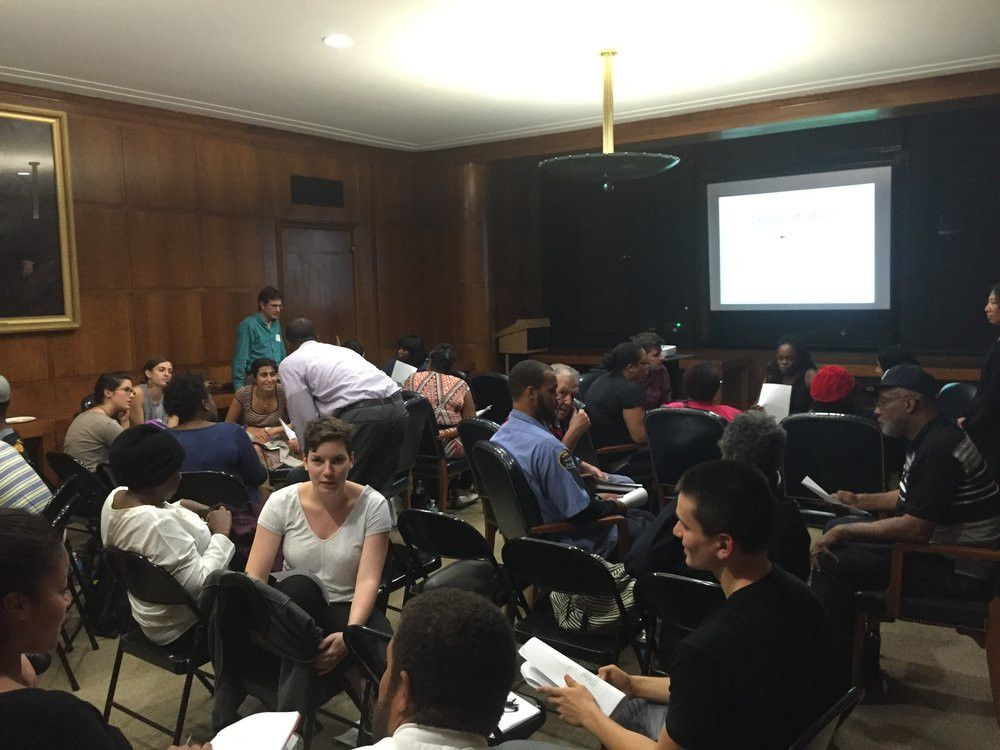 Training for Brooklyn Volunteers — Legal Hand