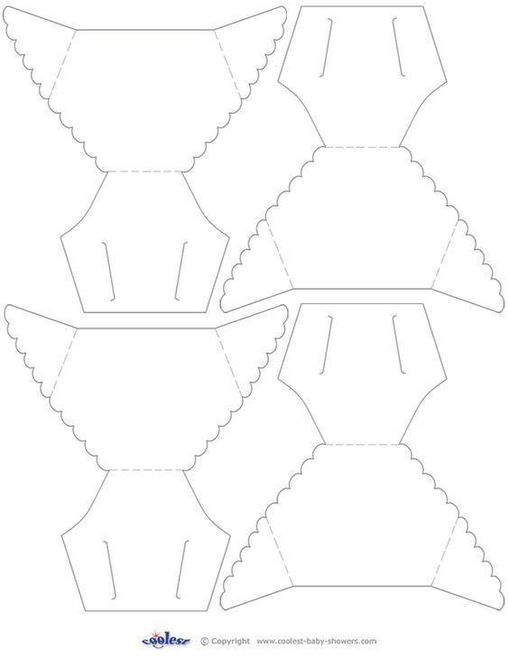 Best 20+ Diaper invitation template ideas on Pinterest | Diaper ...