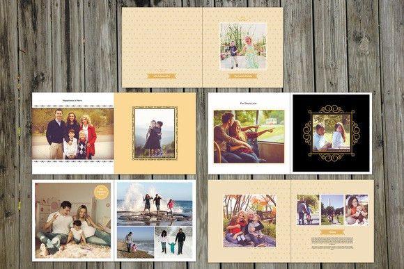 12 Best Wedding Album Templates for your studio | InfoParrot