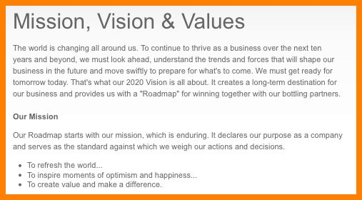 7+ example of mission statement | Statement Information