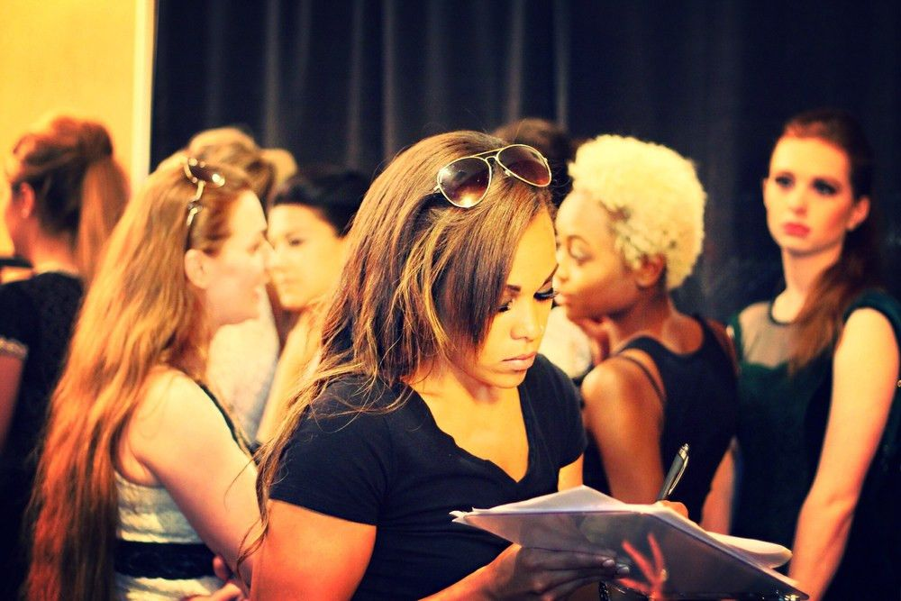 Photo Gallery-Summer Fashion Show 2015-Backstage — SSEP™