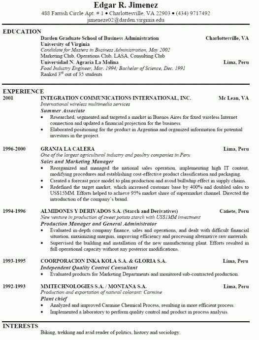 objective for a resume what is the objective for a resume free ...