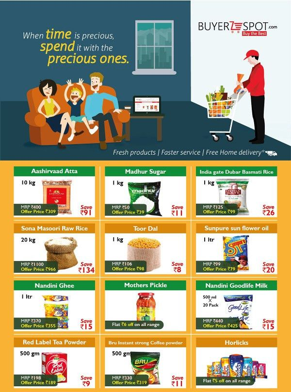 15+ Grocery Flyers - Free PSD, Vecto, AI Illustrator, EPS Format ...