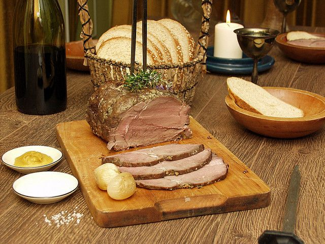 Roast Beef for a Wedding Feast