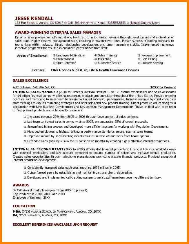 Resume sample references available upon request