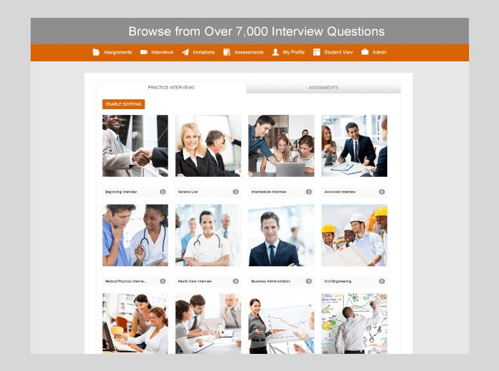 Management Interview Questions–Competency-Based Interview Q&A ...
