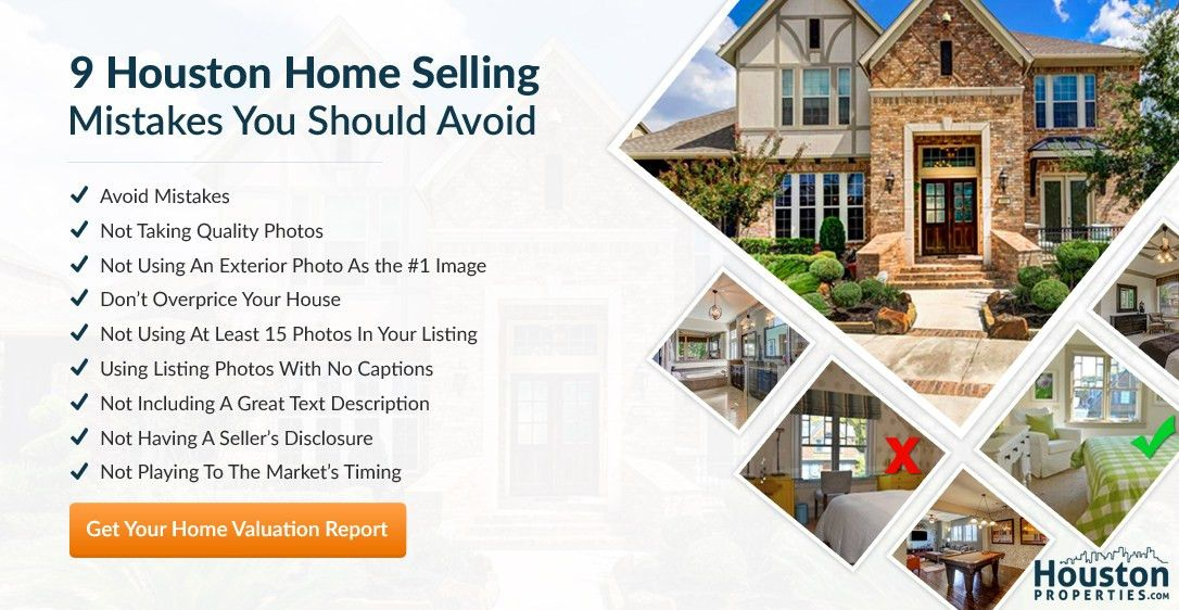How To Sell Your Houston House Fast & For Money? Avoid 9 Seller ...