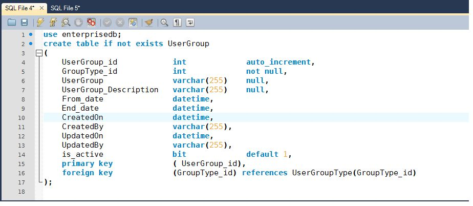 sql - Foreign key in MySQL - Database Administrators Stack Exchange