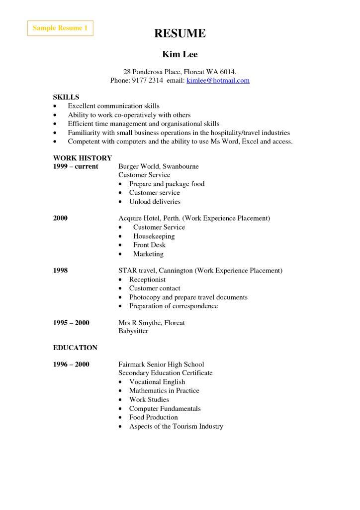 House Cleaning A Hrefhttpcvtcdhallsresume Shtml 2017 Resume Format ...