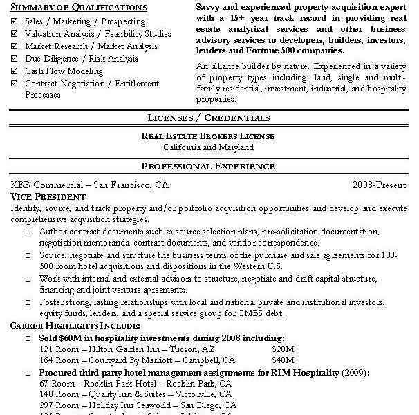sample resume property manager reservoir engineer sample resume ...