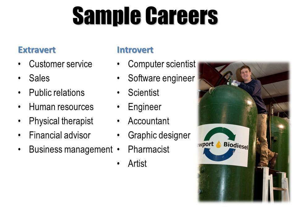 Career and Personality - ppt video online download