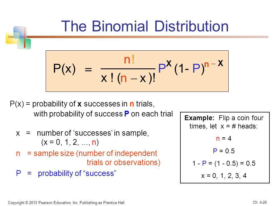 Chapter 4 Discrete Random Variables and Probability Distributions ...
