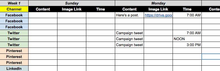 2017 Social Media Marketing Calendar: How to Easily Plan A Full Year