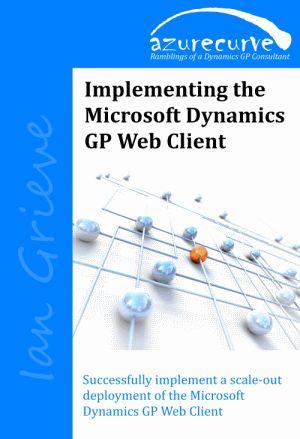 azurecurve | Ramblings of a Dynamics GP Consultant azurecurve