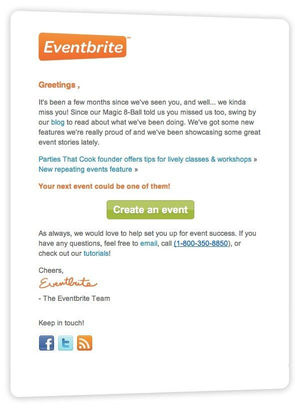 6 Awesome Examples of Win-Back Email Campaigns - Betaout Learning ...