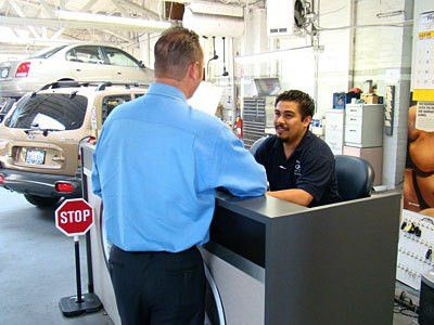 The Academy For Automotive Professionals: Service Workshop