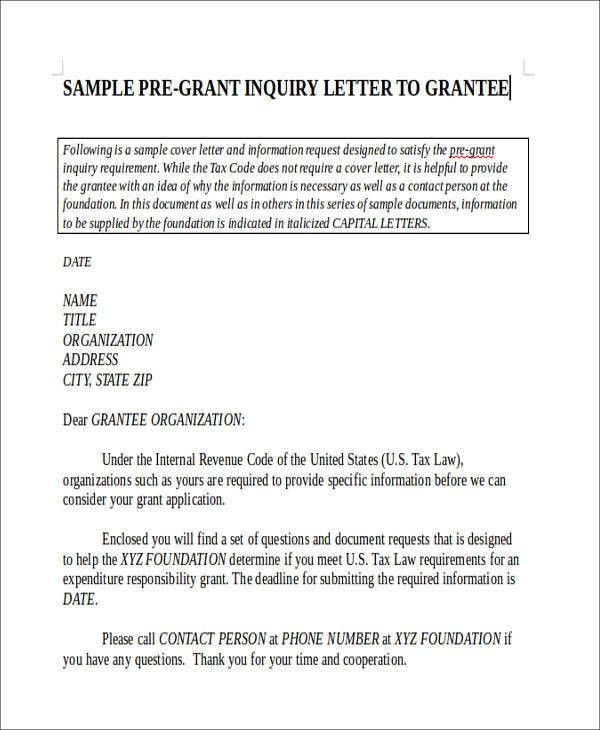 81 Sample Letters