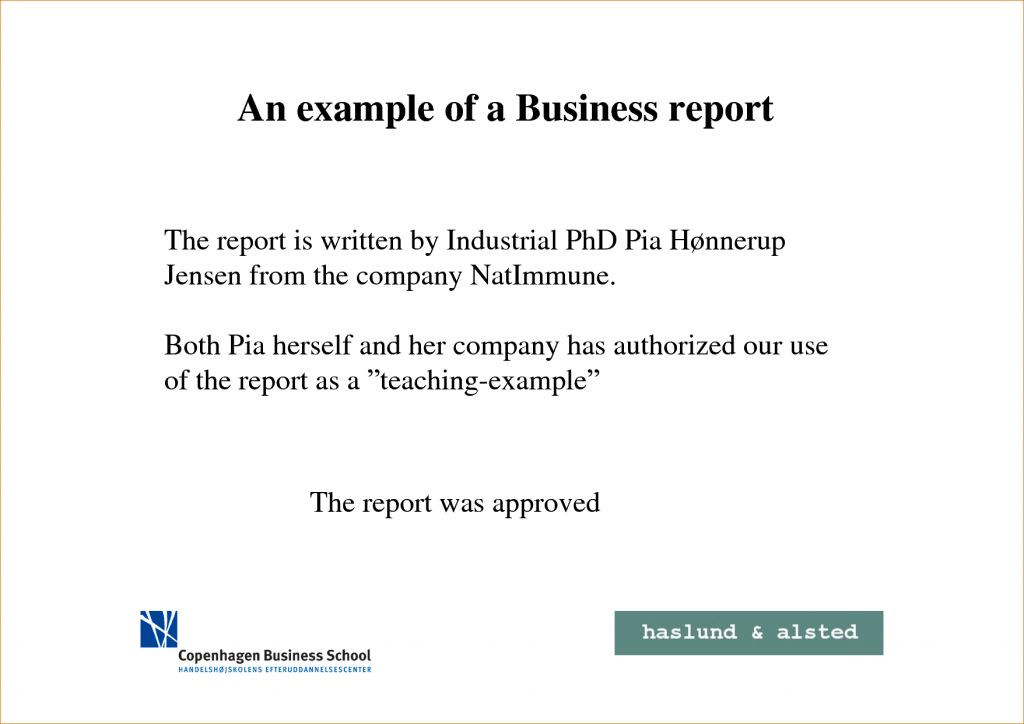 Microbiology Lab Report Template Science Format Business Example ...