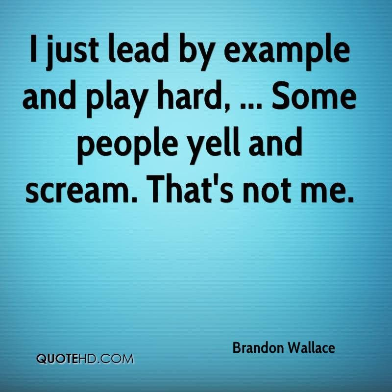 Brandon Wallace Quotes | QuoteHD