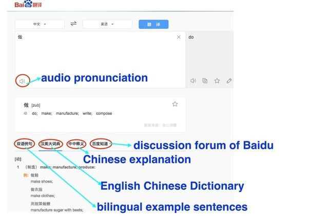 Which are the best free online Chinese dictionaries? - Quora