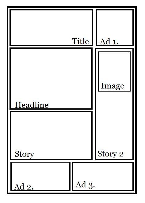 Newspaper Article Template - vnzgames