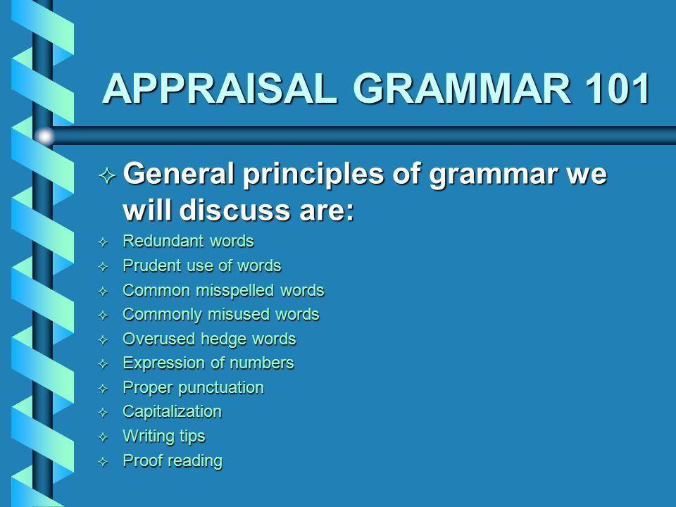 "APPRAISAL GRAMMAR 101 ""Huukt on Fonnix,"" reelley wirked fir mee ..."