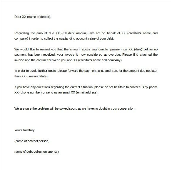 Legal Letter Template - 7+ Free Sample, Example Format Download ...
