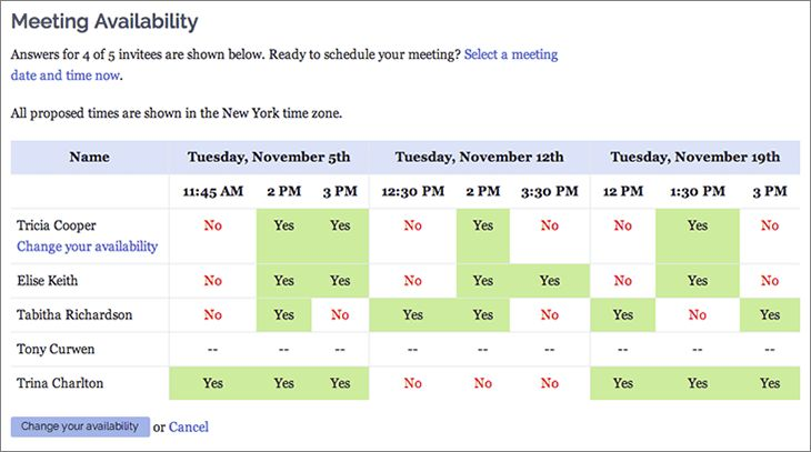 Free Tools for Scheduling Your Next Meeting