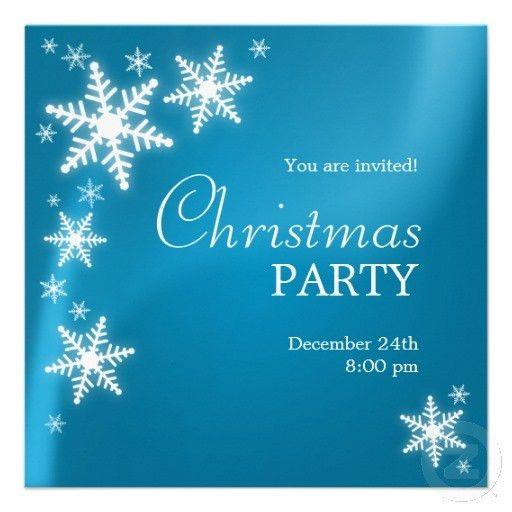Christmas Party Invitations Templates - plumegiant.Com