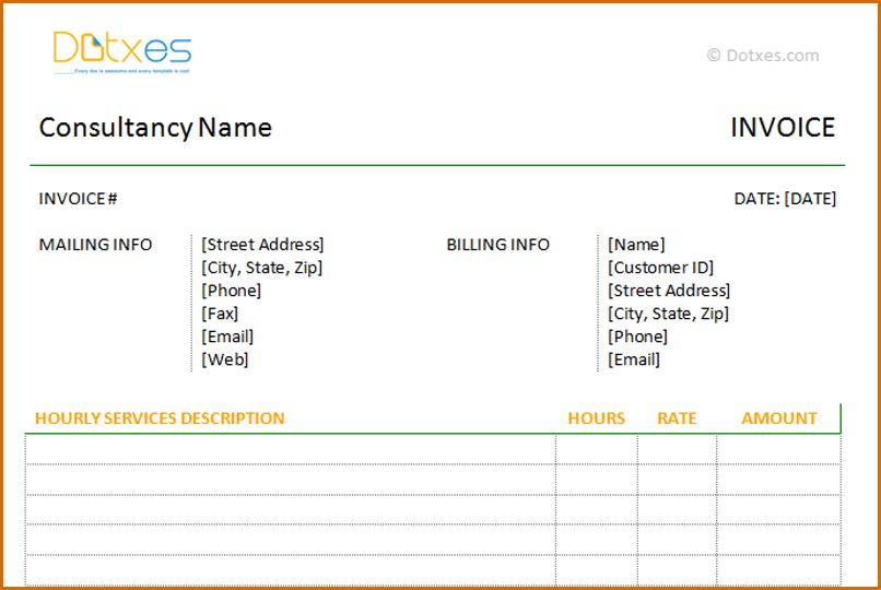 15+ microsoft office invoice template | Authorizationletters.org
