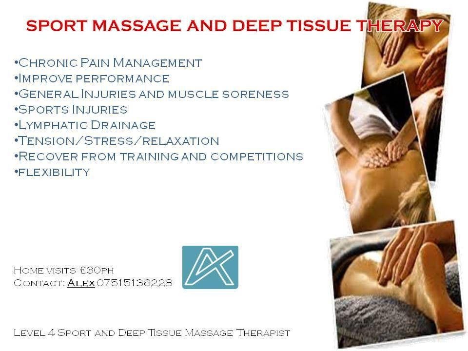 Massage therapists Business Advertising, Advertise Massage ...