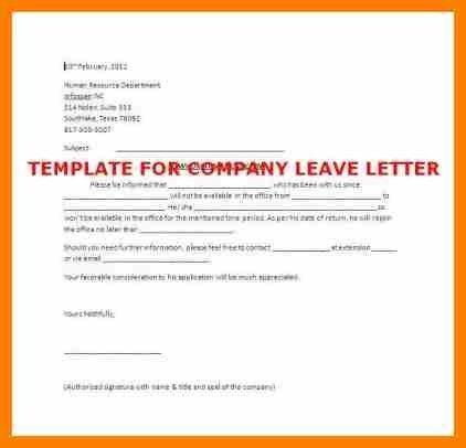 6+ annual leave request letter | sephora resume